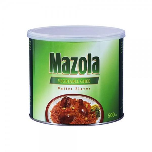 Mazola Vegetable Ghee 500ml 186626-V001 by Mazola