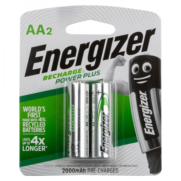 Energizer Rechargeable AA BP2 187710-V001 by Energizer
