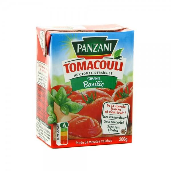 TOMATES PULPE BASILIC 190023-V001 by Panzani
