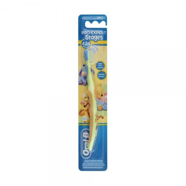 Oral-B Baby Tooth Brush 4-24M 190181-V001 by Oral-B
