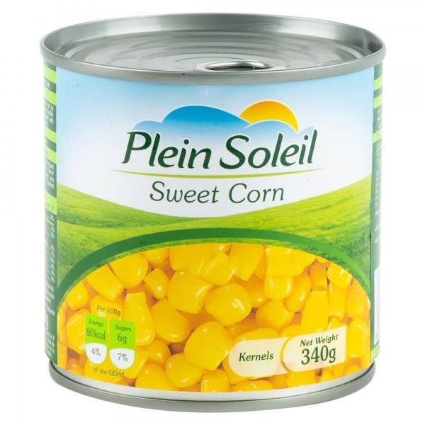 Plein Soleil Sweet Corn Canned 340G 191175-V001 by Plein Soleil