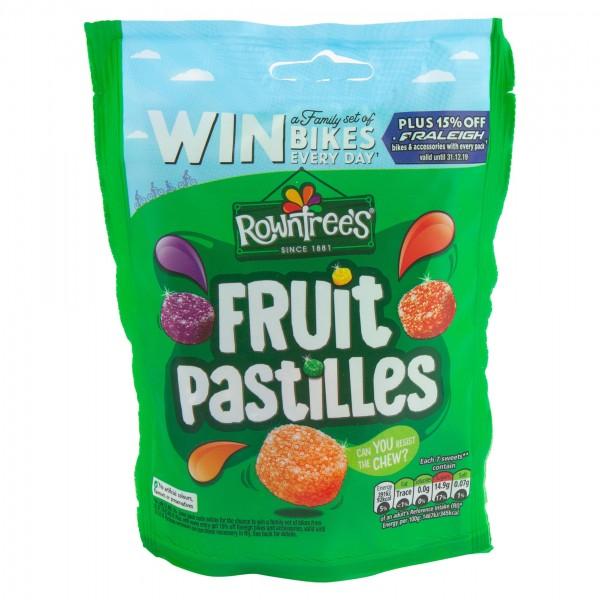 Nestle Rowntrees Fruit Pastilles 53G 191376-V001 by Nestle