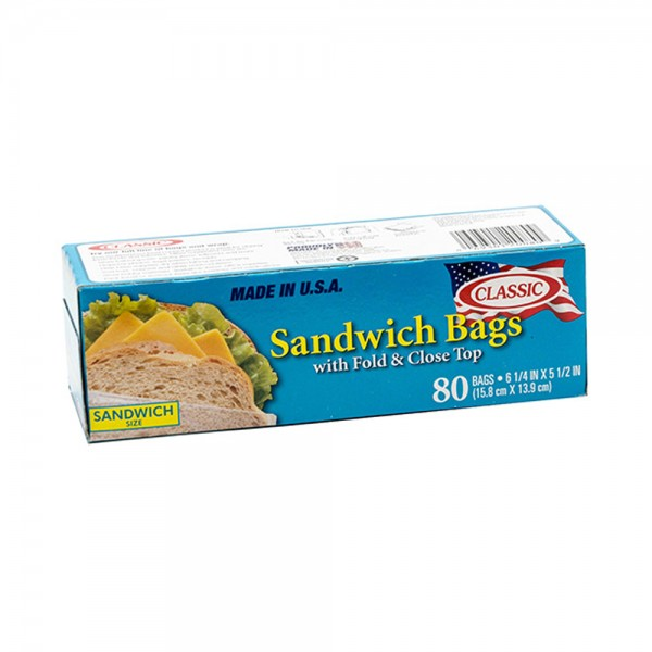 SANDWICH BAGS 194191-V001 by Classic