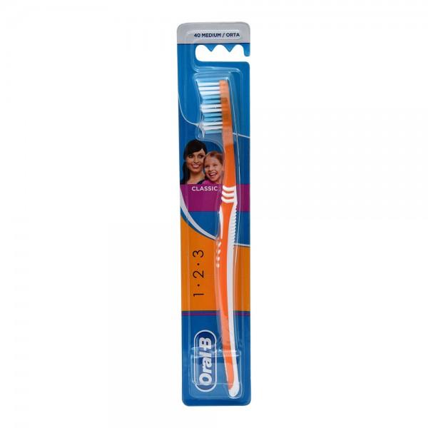 Oral-B Medium Classic Toothbrush - 40 201241-V001 by Oral-B