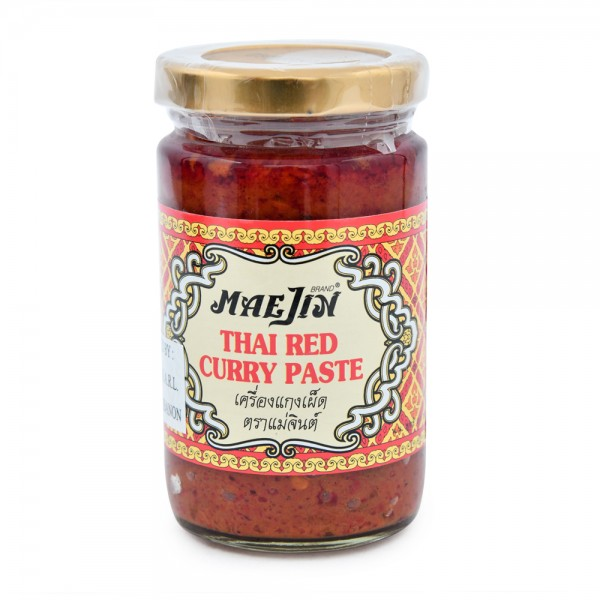 MAE JIN Red Curry Paste 210G 203418-V001 by Maejin