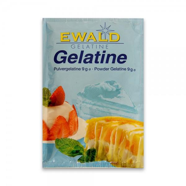 Ewald Gelatine Poudre 9G 204313-V001 by Ewald