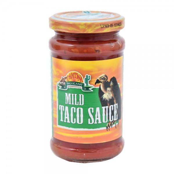 CANTINA MEXICANA Taco Sauce Mild 225G 204367-V001 by Cantina Mexicana