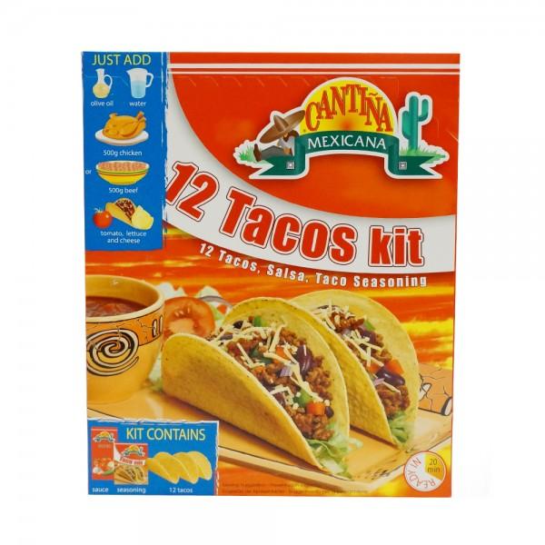 TACO DINNER 204371-V001 by Cantina Mexicana