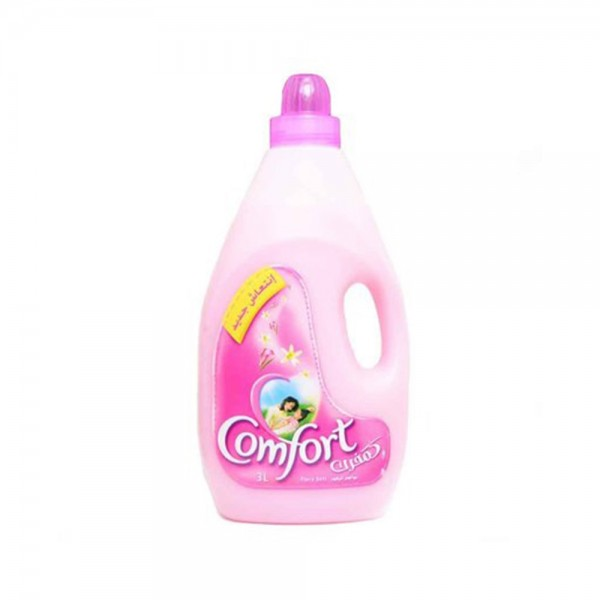 Comfort Fabric Conditioner Pink - 3L 204719-V001 by Comfort