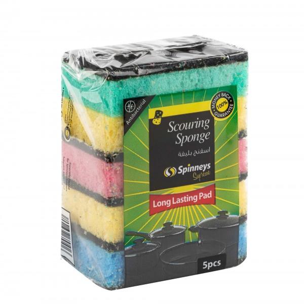 Spinneys Antibacterial Scouring Sponge 206970-V001 by Spinneys Essentials