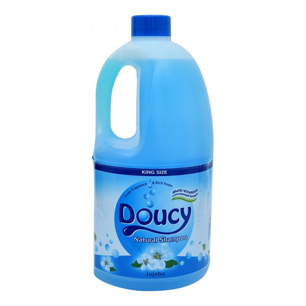Doucy Natural Shampoo Jojoba Fragrance 4L 207457-V001 by Doucy