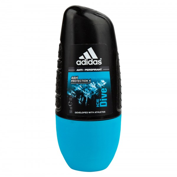 Adidas Ice Dive Roll-On For Him 50ml 207655-V001 by Adidas