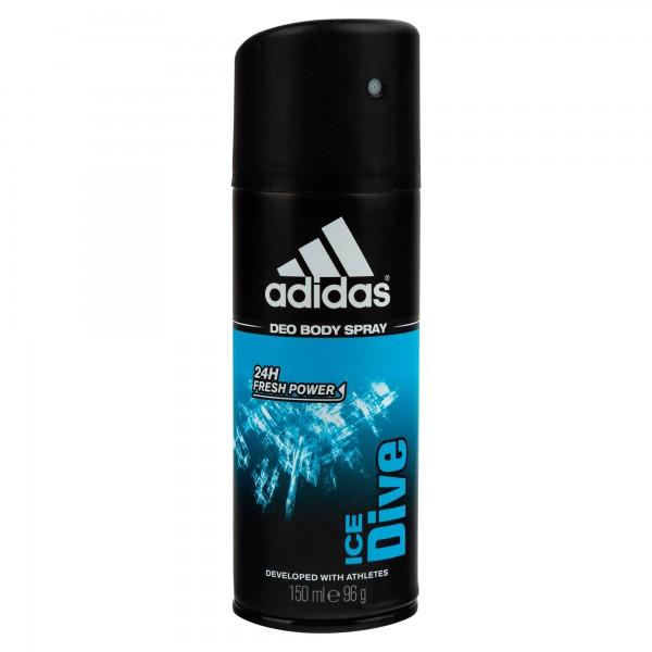 Adidas Ice Dive Deodorant Body Spray For Him 150ml 207657-V001