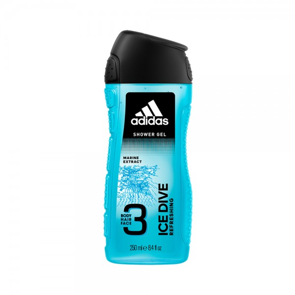 ICE DIVE SHOWER GEL 207668-V001 by Adidas