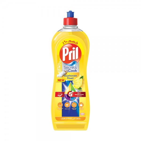 Pril Secrets of the cook 5+ Lemon 700ML 10% Off 208084-V002 by Pril