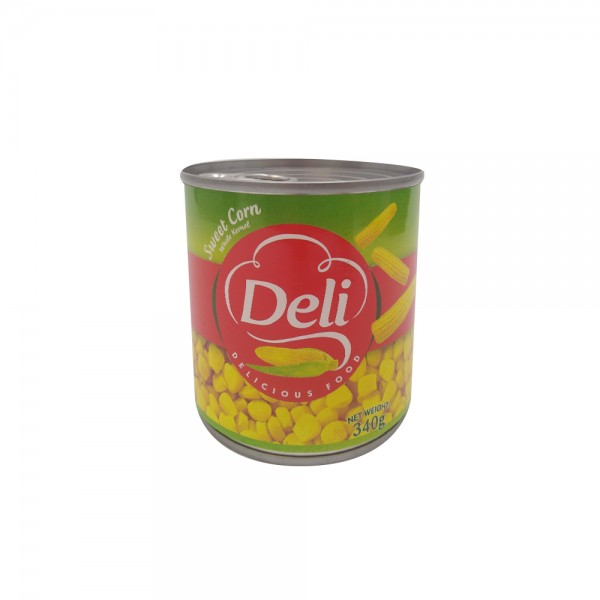 Deli Sweet Corn With Cap.  - 340G 208940-V001 by Spinneys Cheese Counter
