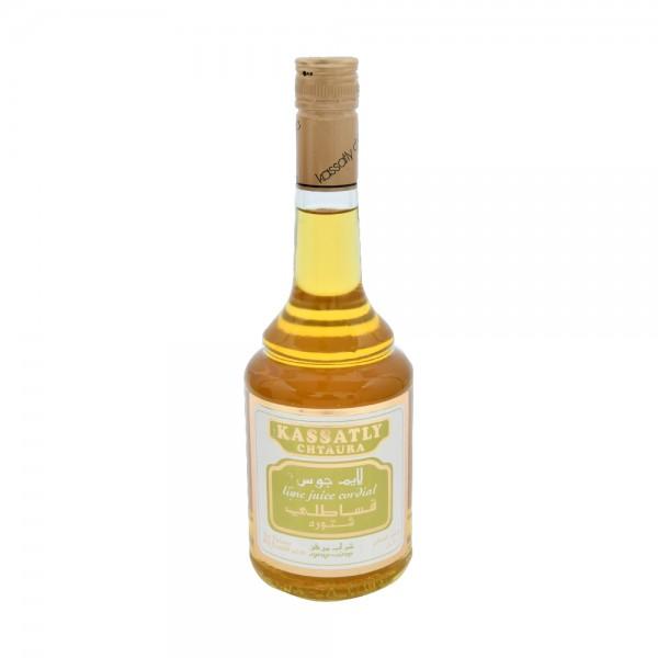 Kassatly Lime Syrup - 600Ml 208952-V001 by Kassatly Chtaura