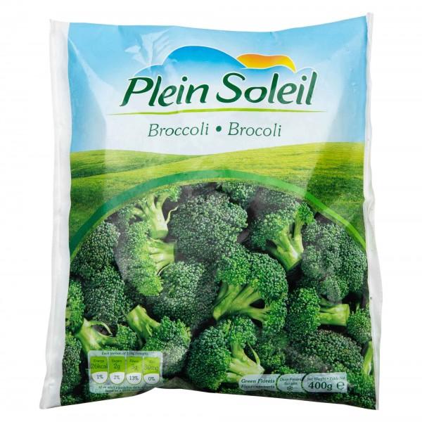 Plein Soleil Broccoli Frozen 400G 209603-V001 by Plein Soleil
