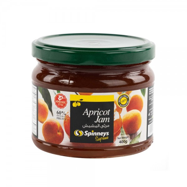 APRICOT JAM 211218-V001 by Spinneys Food