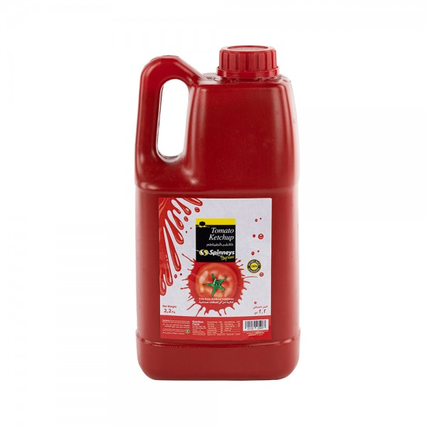 Spinneys Ketchup Gallon 2.2Kg 211225-V001 by Spinneys Food