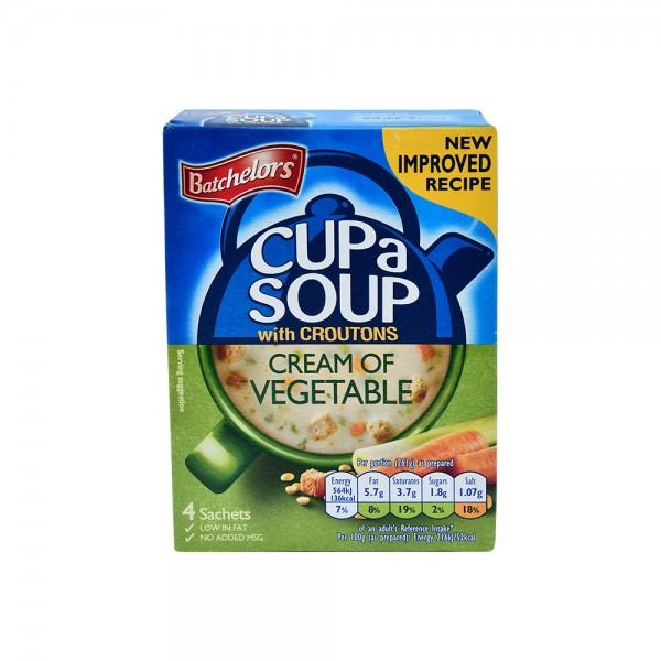Batchelors Cas Cream Of Vegetable - 126G 215188-V001 by Batchelors