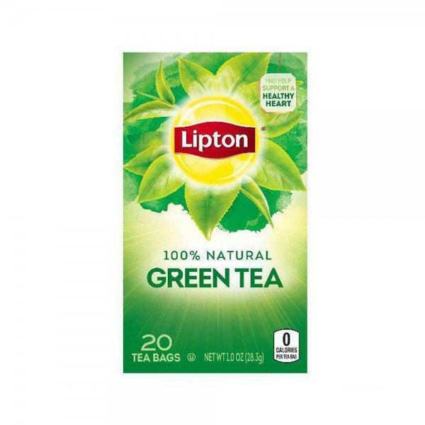 TEA BAGS GREEN 100P 218323-V001 by Lipton
