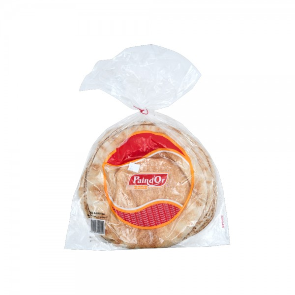 Pain Dor Arabic Bread 400g 218491-V001 by Pain D'or