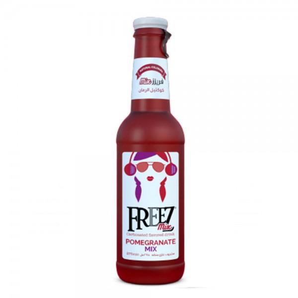 Freez Pomegranate Alcohol Free Mix 275ml 218886-V001 by Freez