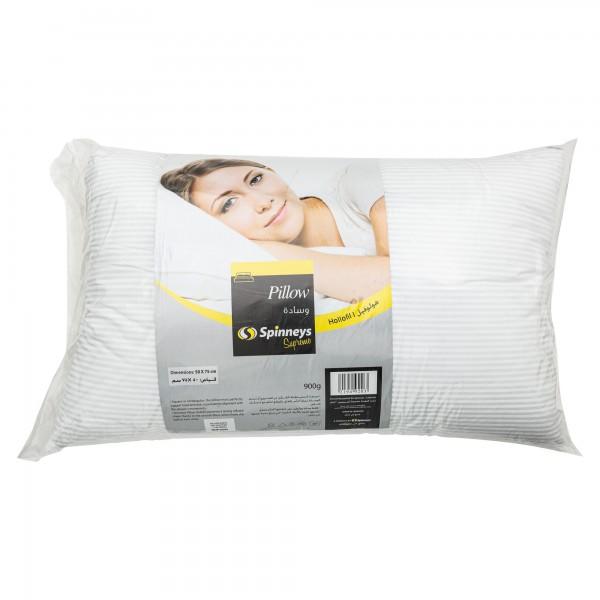Spinneys Superior Hollofil Pillow 50X75 900G 219492-V001 by Spinneys Home