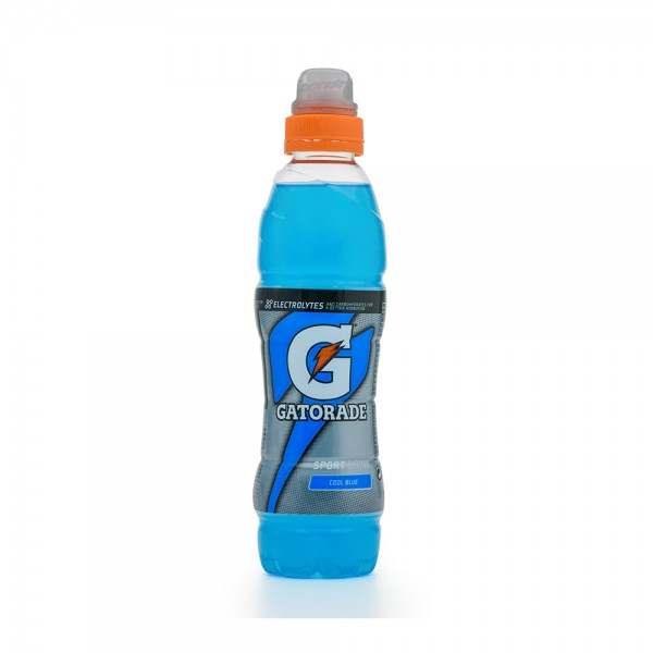 Gatorade Cool Blue Thirst Quencher 500ml 220667-V001 by Gatorade