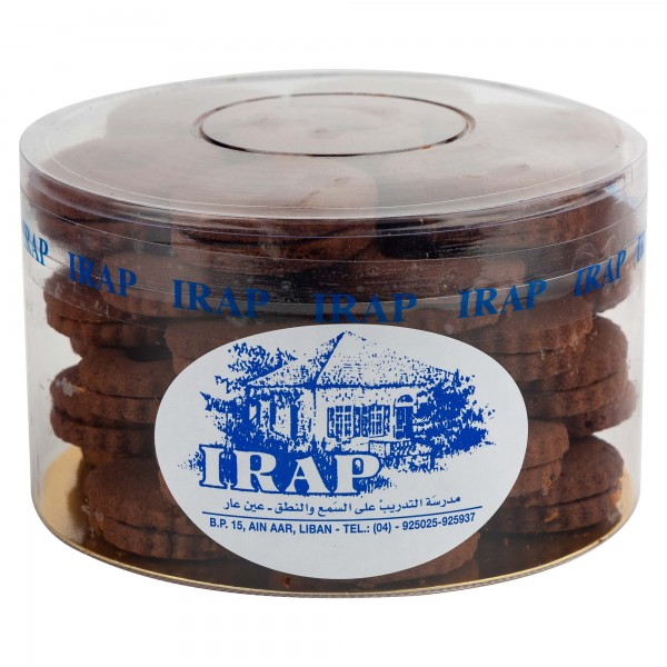 IRAP Chocolate Sable 550G 225742-V001 by Irap