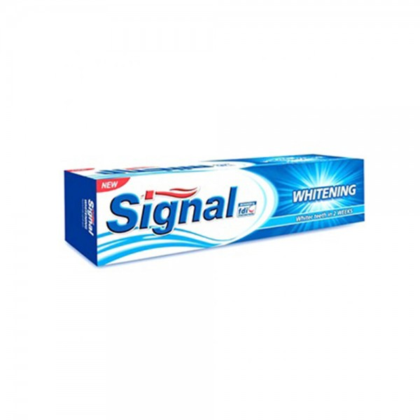 Signal Healthy White Sys.Toothpaste 226768-V001 by Signal