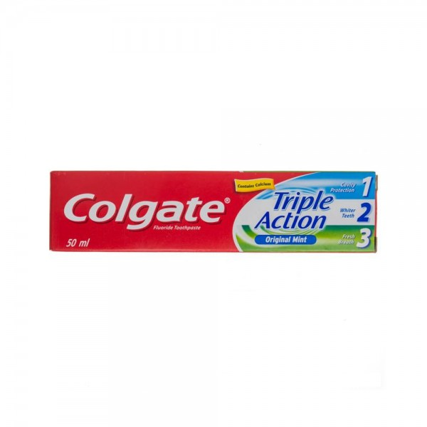 TOOTHPASTE TRIPLE ACTION 231825-V001 by Colgate