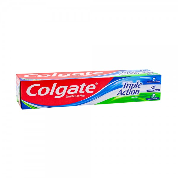 Colgate Triple Action Toothpaste 125ML 231826-V001 by Colgate