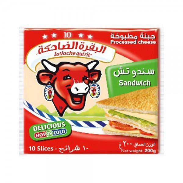 Vqr Slices Cheese Sandwich 232142-V001 by La Vache qui rit
