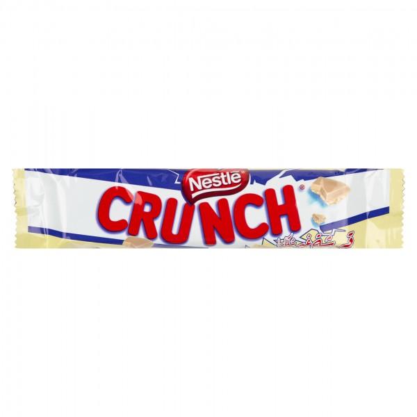 Nestle Crunch White Chocolate Bar 33G 232249-V001 by Nestle