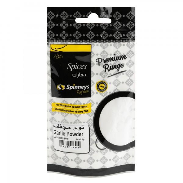 Spinneys Garlic Powder 50g 232918-V001 by Spinneys Food