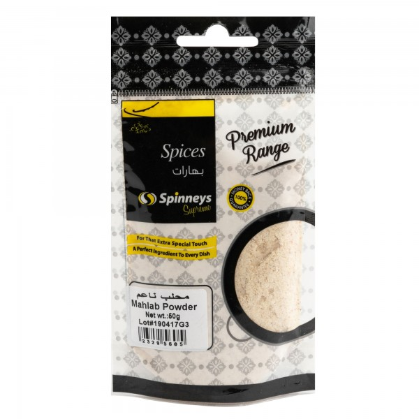 Spinneys Mahlab Powder 50g 232956-V001 by Spinneys Food