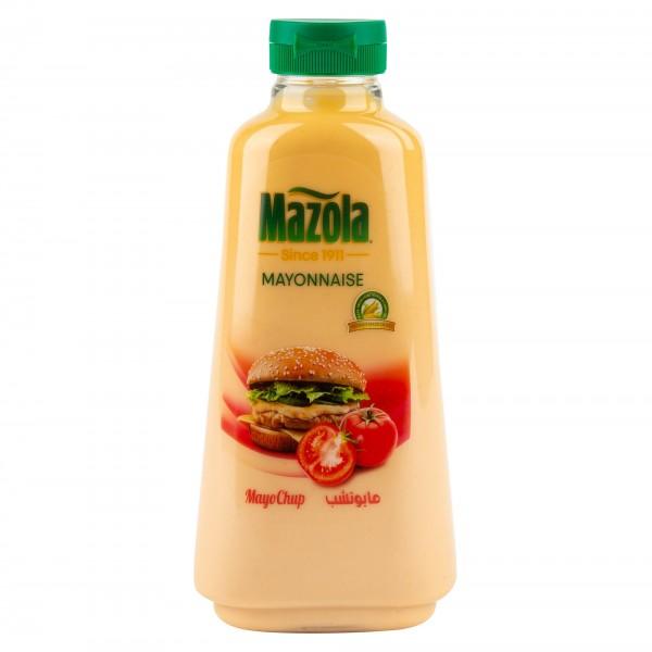 Mazola Mayonnaise Mayo-Chup 650ml 233056-V001