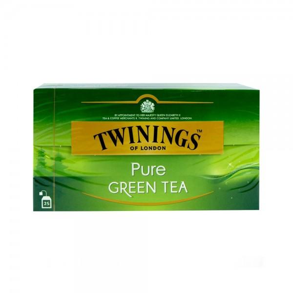 Twinings Pure Green Tea 25*2G 234164-V001 by Twinings