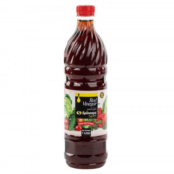 Spinneys Red Vinegar 1L 236499-V001 by Spinneys Supreme
