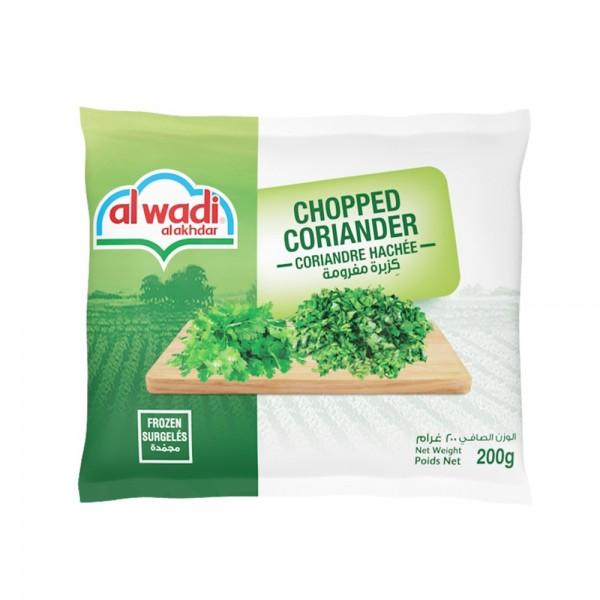Al Wadi Al Akhdar Chopped Coriander 238583-V001 by Al Wadi Al Akhdar