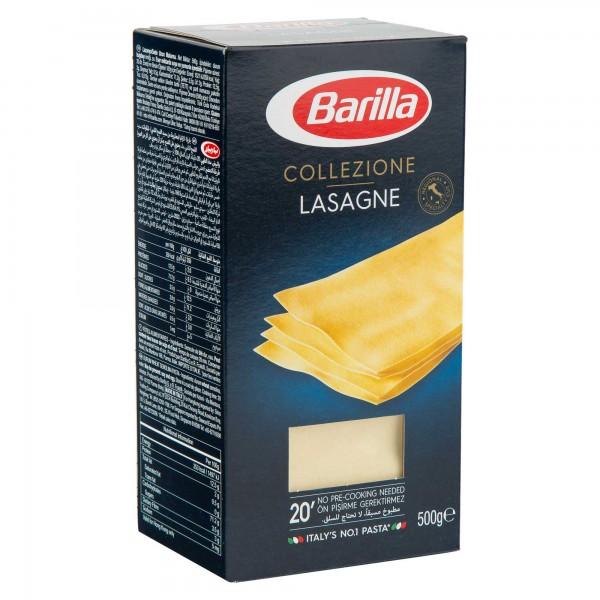 Barilla Lasagne 500G 239513-V001 by Barilla
