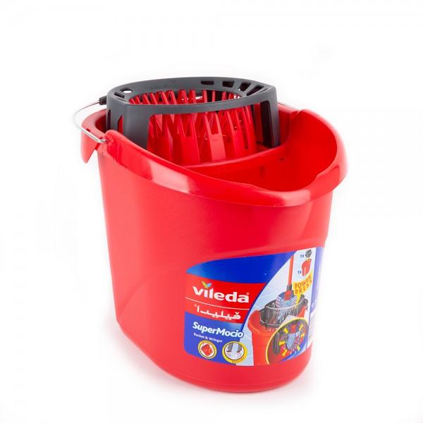Vileda Bucket+ Wringer Set 2 Pieces 242722-V001 by Vileda