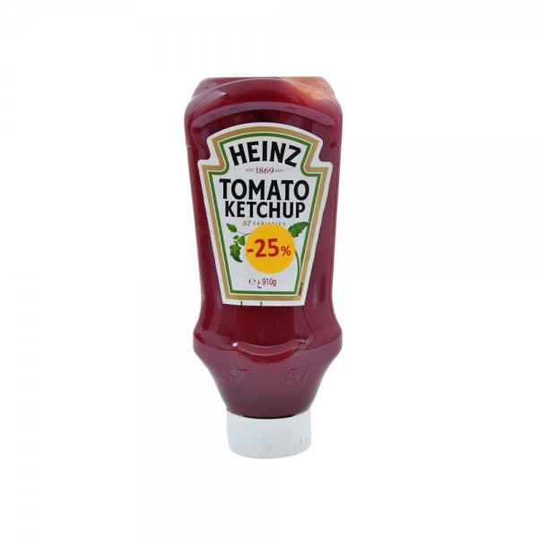 Heinz Ketchup Squeez 910g 244327-V001 by Heinz