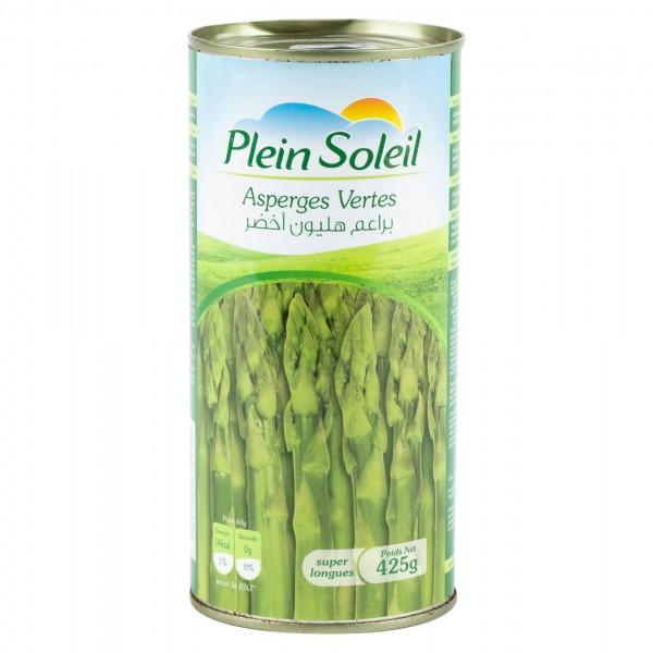 Plein Soleil Green Asparagus Canned 425G 246606-V001 by Plein Soleil