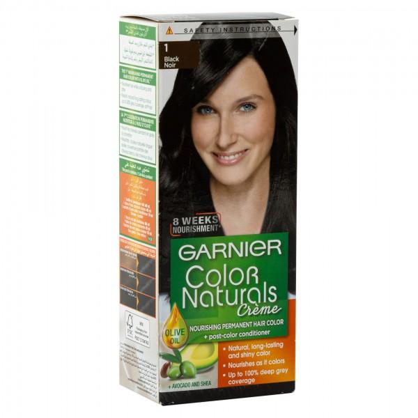 Garnier Color Naturals 1 Black 1Pc 246748-V001