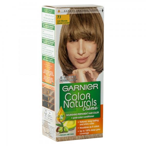 Garnier Color Naturals 7.1 Ashy Blond 1Pc 246782-V001 by Garnier