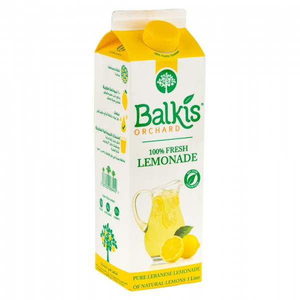 Balkis Fresh Lemonade Tetra 1L 251276-V001 by Balkis Orchard