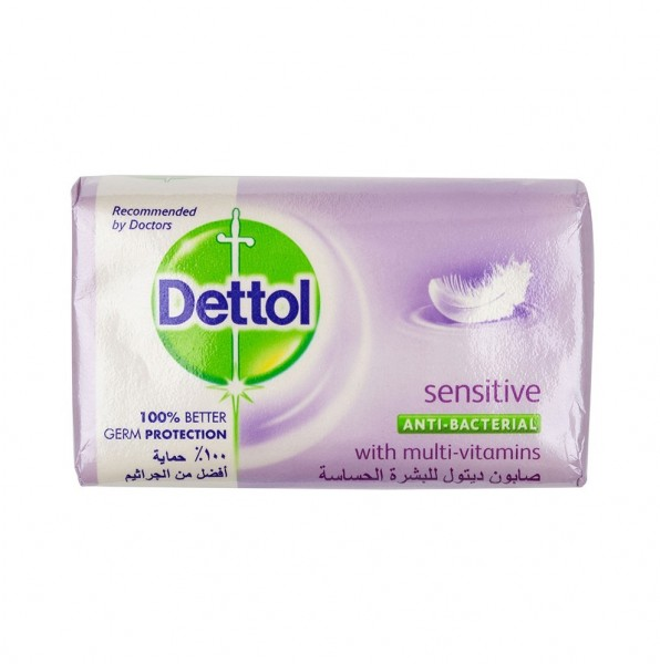 SOAP SENSITIVE 257070-V001 by Dettol